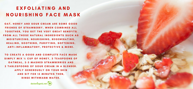 EXFOLIATING AND NOURISHING FACE MASK