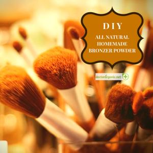 diy homemade bronzer powder