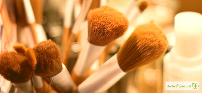 All natural homemade bronzer powder
