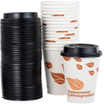 Biodegradable And Compostable Paper Coffee Cups