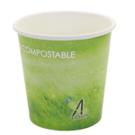 Biodegradable and Compostable Paper Hot Cup
