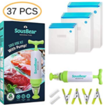 Reusable Vacuum Food Storage Bags