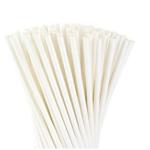 Biodegradable Dye-Free Paper Straws